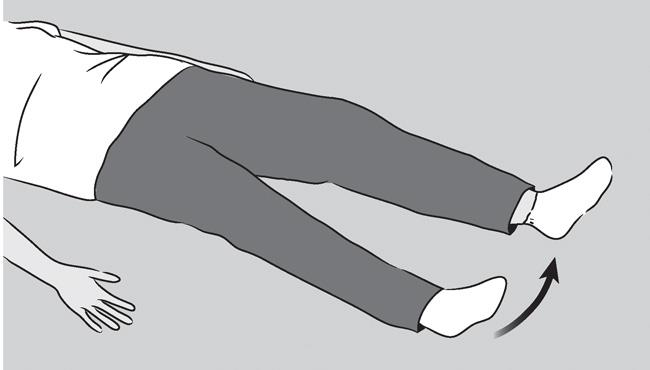 Illustration of abduction exercise